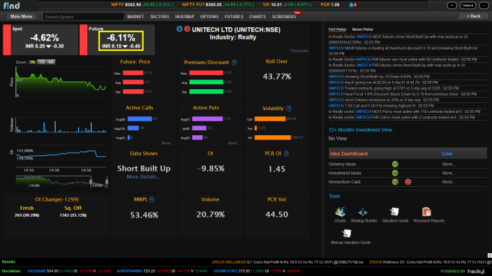 Heckyl's One-Stop Stock Dashboard